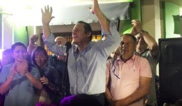 Imagen de Camilo Etchevarren volvió a ganar en Dolores y va por su cuarto mandato