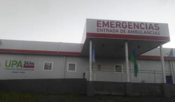 Imagen de Manejó con ¡20 de presión! hasta una Unidad de Pronta Atención, donde la estabilizaron
