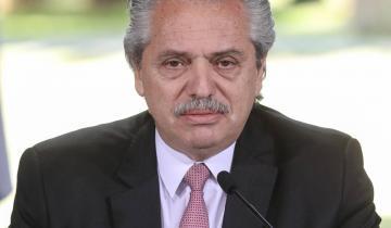 Imagen de Alberto Fernández vive los peores días como Presidente