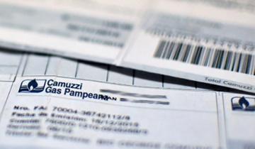 Imagen de Por los tarifazos, en un año más de 1.500 familias se desconectaron de la red de Camuzzi Gas Pampeana