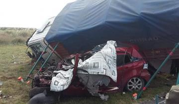 Imagen de Un hombre falleció en un fatal accidente en la Ruta 11
