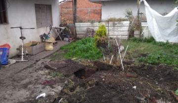 Imagen de Quiso quemar un pastizal en su casa y se prendió fuego la cara: está grave