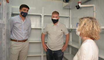 Imagen de Olavarría cuenta con cámara de frío para almacenar vacunas de Coronavirus