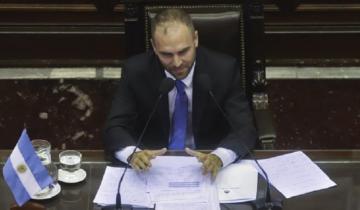 """Imagen de Guzmán, duro contra el FMI: """"Es responsable de la crisis"""""""