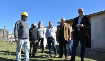 Imagen de Mar Chiquita: entregaron créditos del programa Procrear II a familias del distrito