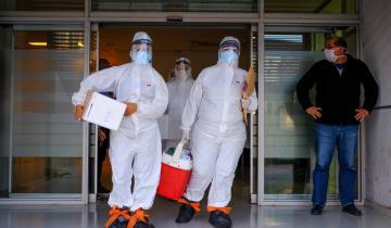 Imagen de Coronavirus en Argentina: récord de 13.477 contagios diarios desde el comienzo de la pandemia