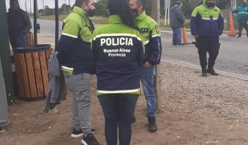 Imagen de Quiso entrar a Villa Gesell disfrazado de policía y terminó en la comisaría