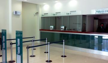 Imagen de Confirmaron que las sucursales bancarias continuarán cerradas al público
