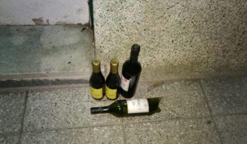 Imagen de Intentó robar 4 botellas de vino de una parrilla y terminó con una causa penal