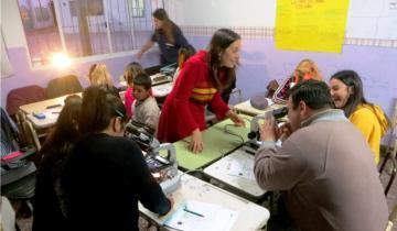 Imagen de El programa Haciendo Ciencia llega a más instituciones educativas de La Costa