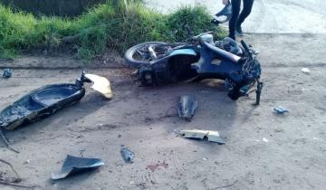 Imagen de General Madariaga: una persona resultó herida en un accidente de tránsito