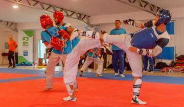 Imagen de Cómo está formado el primer seleccionado Municipal de Taekwondo de La Costa