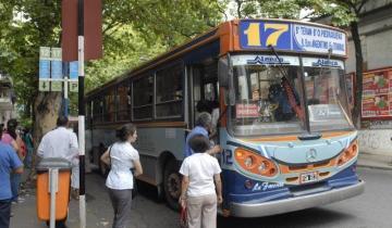 Imagen de El 12 de julio habrá paro de colectivos en las provincias