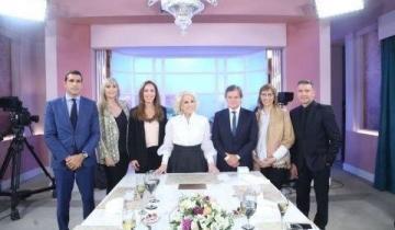 Imagen de Aseguran que María Eugenia Vidal y el periodista Quique Sacco están de novios