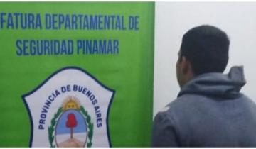 Imagen de General Madariaga: la policía interceptó un vehículo por maniobras peligrosas y su conductor tenía captura activa