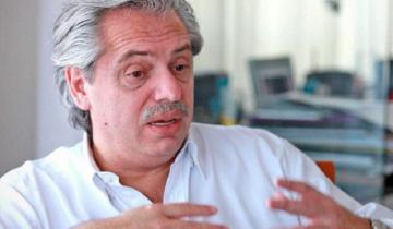 Imagen de Alberto Fernández recibe a la Mesa de Enlace
