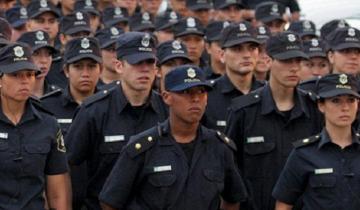 Imagen de La Policía bonaerense celebra su 139° aniversario