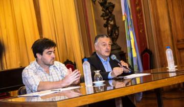 Imagen de El intendente de Las Flores renunció a cobrar su sueldo por la emergencia económica municipal
