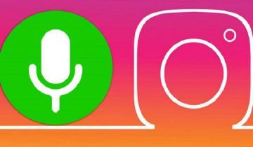 Imagen de Todo en uno: Instagram también habilitó los mensajes de voz