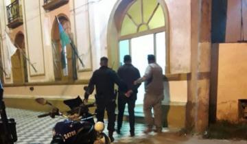 Imagen de Detuvieron al patovica que le causó lesiones graves a una mujer en Madariaga