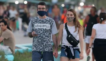 """Imagen de Cristian Cardozo: """"El virus contagia rápido pero si respetamos los protocolos no nos contagiamos"""""""