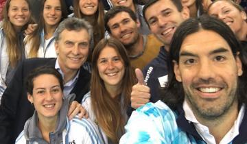 Imagen de Por decreto, Macri decidió eliminar la Secretaría de Deportes
