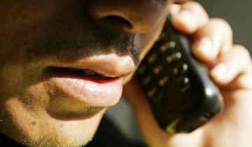 Imagen de Cayó una banda que estafaba por teléfono en la Provincia