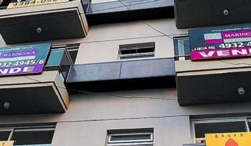 Imagen de Mercado inmobiliario sin fondo: cayó un 45 por ciento la venta de propiedades