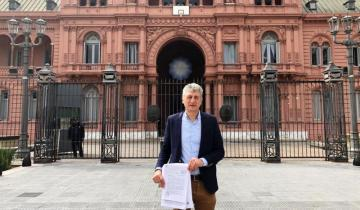 Imagen de A raíz de una demanda judicial de Villa Gesell, Ramos Padilla reclama informes a Macri por la rebaja del IVA