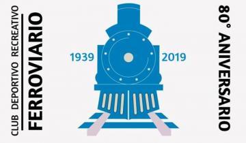 Imagen de Dolores: Ferroviario de Sevigné cumple 80 años