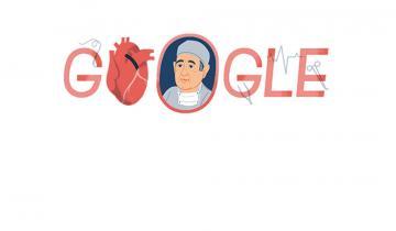 Imagen de Google homenajeó a René Favaloro, a 96 años de su nacimiento
