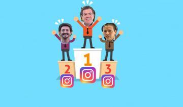 Imagen de Instagram con coronavirus y aislamiento, vedette de la comunicación: cuál es el ranking de los intendentes del interior bonaerense