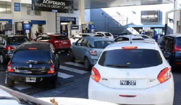 Imagen de Naftas: ya rige el aumento del 5% y hasta fin de año subirán otro 15%