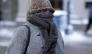 Imagen de Volvió el frío a la región: anuncian nevadas, heladas y vientos intensos en el sur de la Provincia
