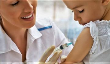 Imagen de Según la OMS, casi 20 millones de niños en el mundo no están vacunados