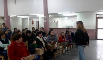 Imagen de Se entregaron pollitas ponedoras en Tordillo