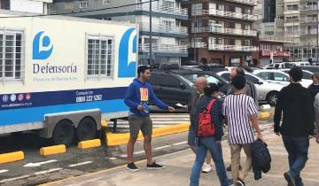 Imagen de La Defensoría lanzó su campaña de verano en las ciudades turísticas de la Provincia