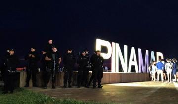 Imagen de Fin de año salvaje en Pinamar: hubo violencia, botellazos y policías heridos