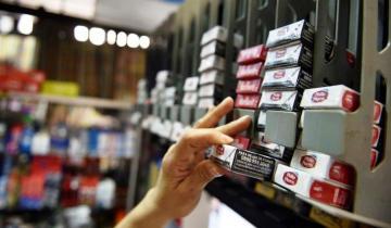 Imagen de Crece la preocupación por el desabastecimiento de cigarrillos en la Región