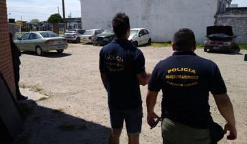 Imagen de Balcarce: clausuran un desarmadero ilegal y secuestran más de diez vehículos