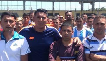 Imagen de Los Espartanos le enviaron un mensaje a la familia de Fernando Báez Sosa