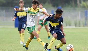 Imagen de Boca prueba jugadores para las divisiones inferiores en Mar de Ajó