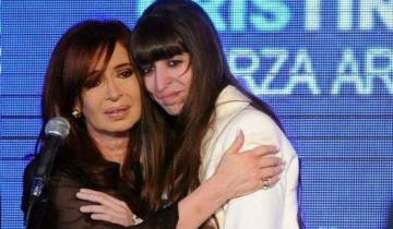 Imagen de Los peritos forenses deben decidir si Florencia Kirchner vuelve al páis