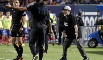 Imagen de Al Dorados de Maradona se le terminó la ilusión del ascenso en el alargue