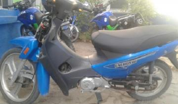 Imagen de Robó una moto en San Clemente, la Patrulla Municipal lo descubrió y quedó aprehendido