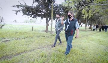 Imagen de La Costa: buscan un protocolo para utilizar el campo del CADU para actividades recreativas para los vecinos