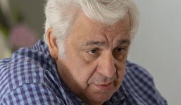 Imagen de Alberto Samid será trasladado a Marcos Paz