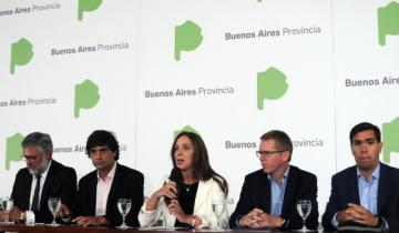 Imagen de Vidal anunció una batería de medidas económicas que incluye el congelamiento de tarifas