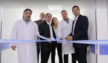 Imagen de Salud de La Costa: el intendente inauguró un nuevo sector del Hospital de Mar de Ajó con 42 camas