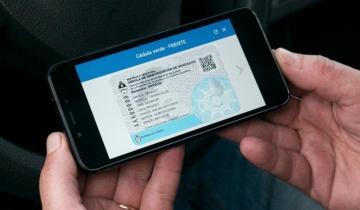 Imagen de Ya se pueden llevar la cédula verde y azul en el celular